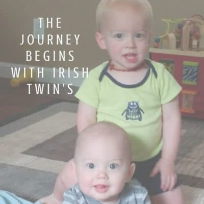 The Journey begins with Irish Twin's