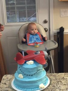 Luke's 1st Birthday