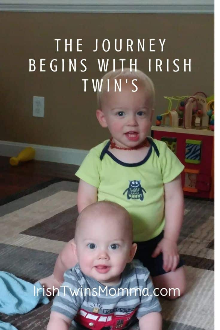 When you think the first year is the most challenging, but you are proved wrong. via @irishtwinsmom11