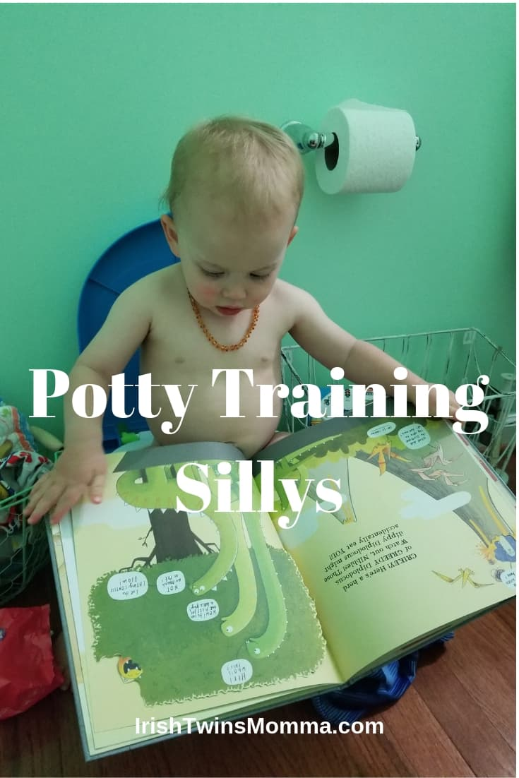 Potty Training Silly Stories! You are not alone we all have some crazy potty training stories. Just some of us don't share them. via @irishtwinsmom11