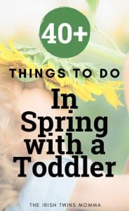 Things to do in Spring with a Toddler (1)