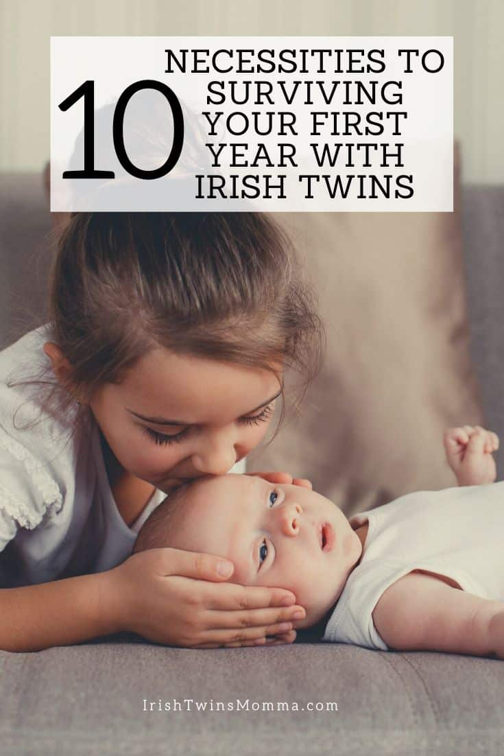 There are a lot of things you really don't need two of with Irish twins or your second child. Your oldest will have likely outgrown some items such as the bouncer and exersaucer by the time the second baby is born. However, here is a list of 9 things you definitely will need two of with Irish Twins I found out via @irishtwinsmom11