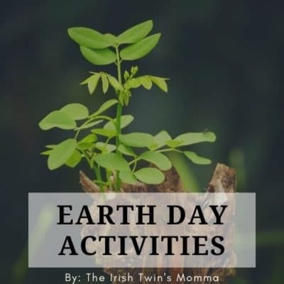 Earth Day Activities for Toddlers