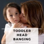 logo for toddler head banging