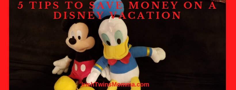 Save on a disney vacation