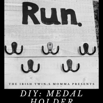 DIY – Medal Holder