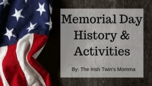 Memorial Day History and Activities