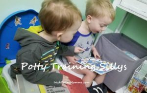 Potty Training silly stories