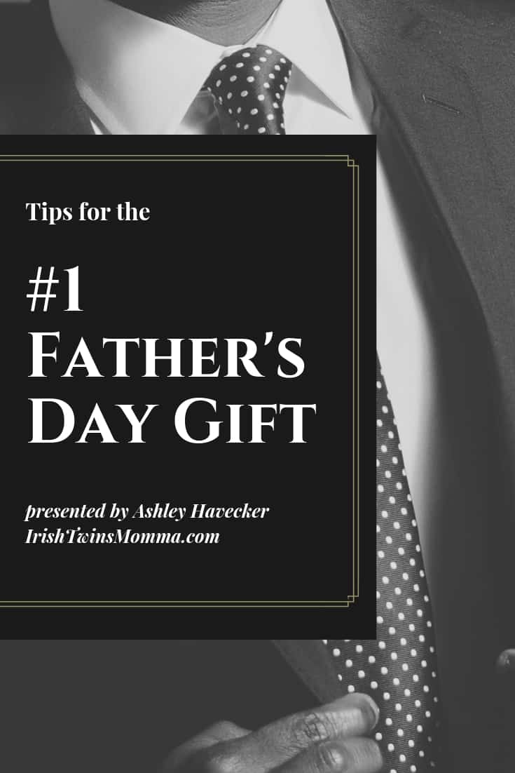 Fathers Day gift ideas in order to get that #1 gift for dad via @irishtwinsmom11