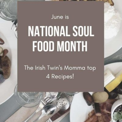 National Soul Food Month!