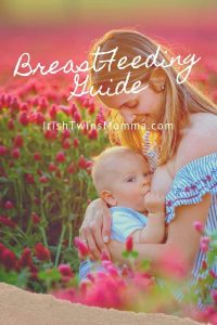 mom breastfeeding