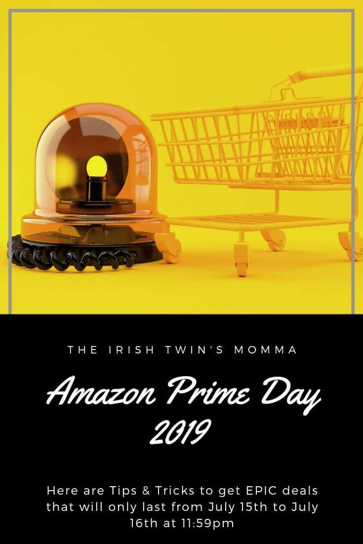 2019 Prime Day in July deals that are sure to tackle your lists of needs while saving money. via @irishtwinsmom11