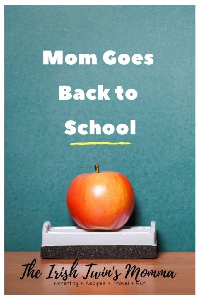 Mom goes back to school but first she starts with researching what is out there and best for her family. #education #mominschool #learning via @irishtwinsmom11