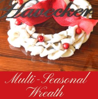 multi-seasonal wreath direction