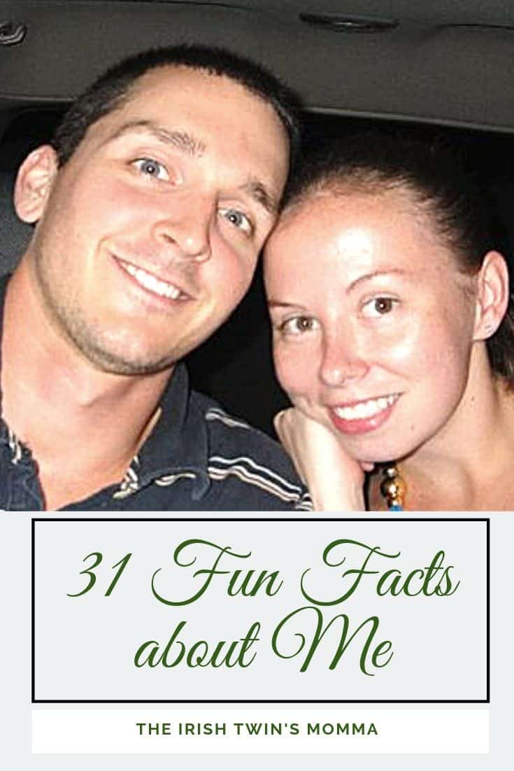 31 Facts with some wishes, hopes, and dreams about the Irish Twin's Momma, Ashley on her 31st Birthday. via @irishtwinsmom11