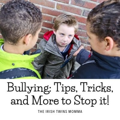 Bullying: Tips, Tricks, and More to Stop it!