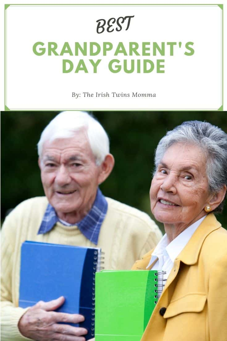 Grandparents day is September 8th, 2019. Spend some time with your grandparents. via @irishtwinsmom11