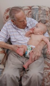 Great Grandpa and Jack