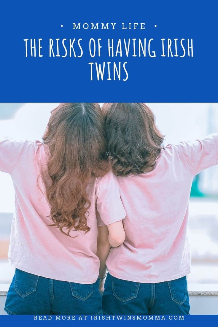 Having two children back to back in under 12 months is risky, but why? via @irishtwinsmom11