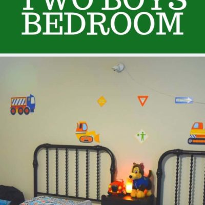 Two Boy's Bedroom