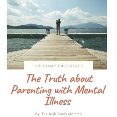 logo for parenting with mental illness