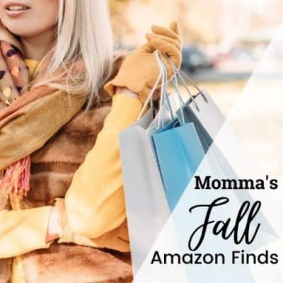 Fall amazon finds