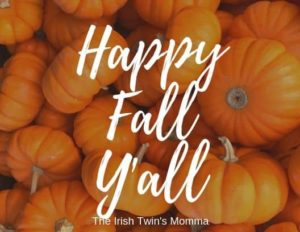 Happy Fall Yall!