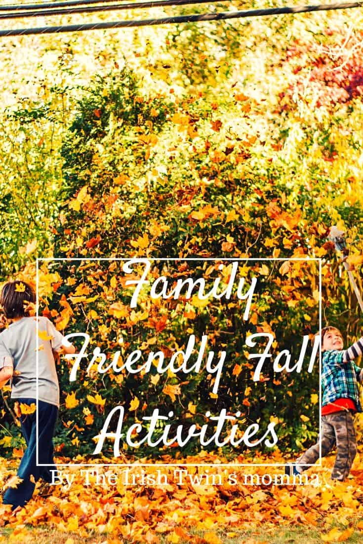 Have fun this fall with your kids indoors or outdoors with this amazing guide that will keep you entertained. via @irishtwinsmom11