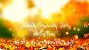 Autumn Family Fun Activities