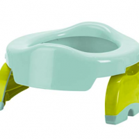 Kalencom Potette Plus 2-in-1 Travel Potty Trainer Seat