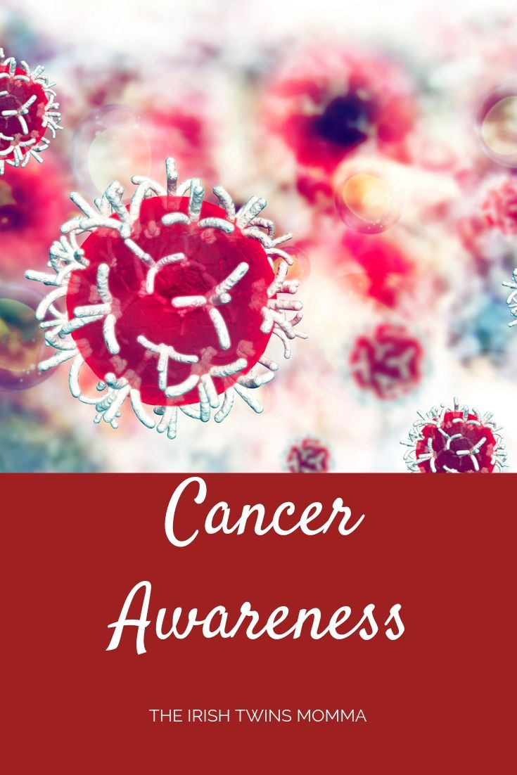 Cancer awareness and knowing your family history is very important to know if you are at an increased risk. via @irishtwinsmom11