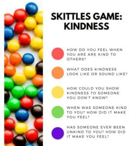 Skittles Kindness Game