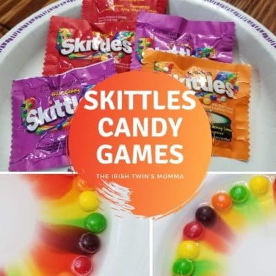 Skittles Candy Game Logo