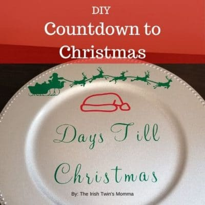 Dollar Store Christmas Countdown