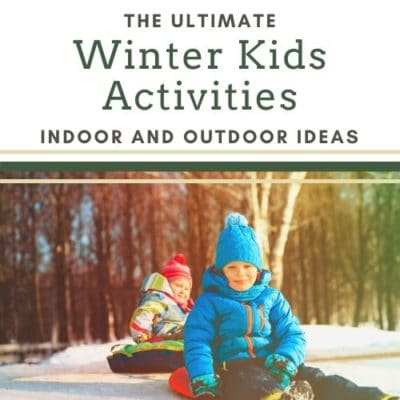 Winter Kids Activities