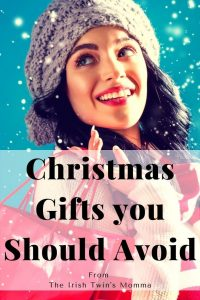 Christmas Gifts you should Avoid