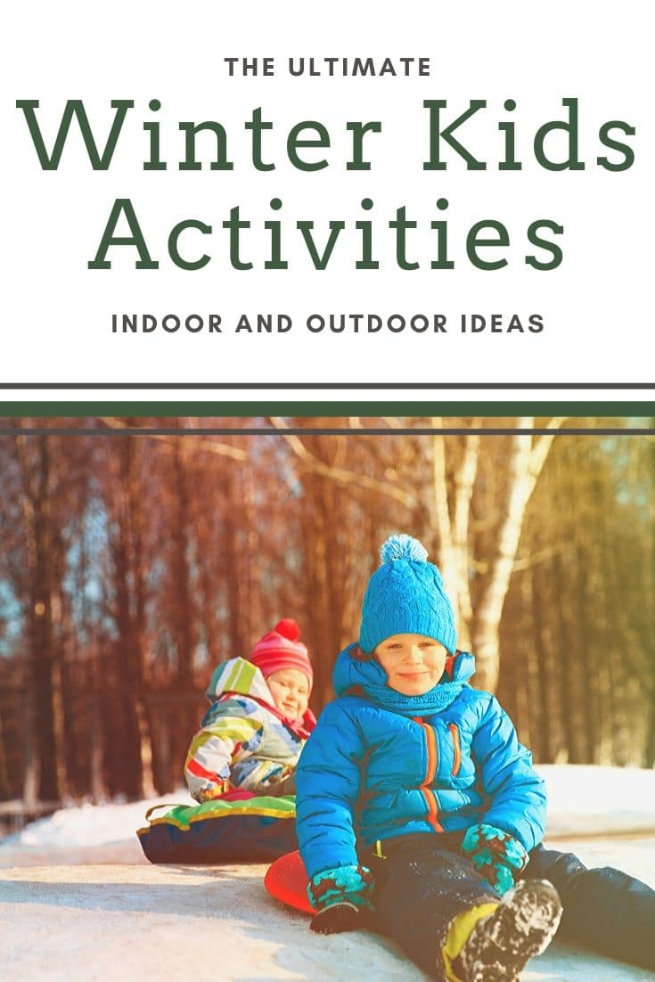 Sometimes in the winter, the weather can trap you inside. With these winter activities and crafts, you can make masterpieces and enjoy winter again! via @irishtwinsmom11