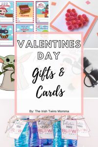 Valentines Day Gifts and Cards by the Irish twins momma
