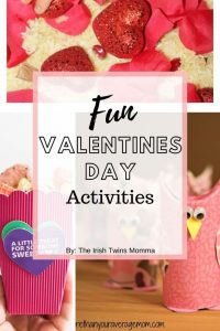 Fun valentines day activities by the irish twins momma