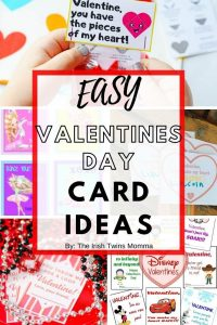 Easy Valentines Day Card Ideas by The Irish Twins Momma