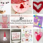 50+ Valentines Day Crafts by the Irish Twins Momma