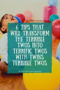 terrible twos with twins tips by the irish twins momma