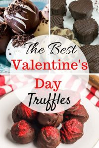 Valentine's Day Truffles by the irish twins momma