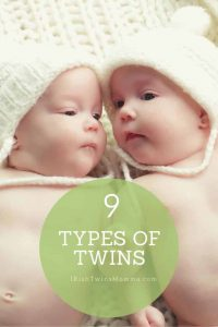 Types of Twins by the irish twins momma
