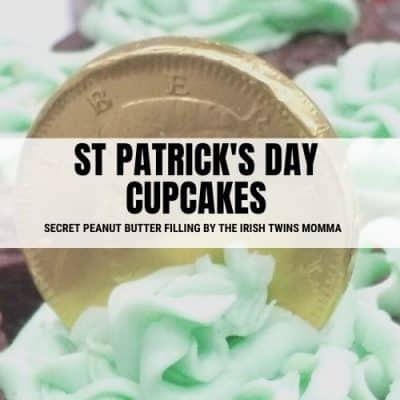 St patricks day cupcakes by the irish twins momma