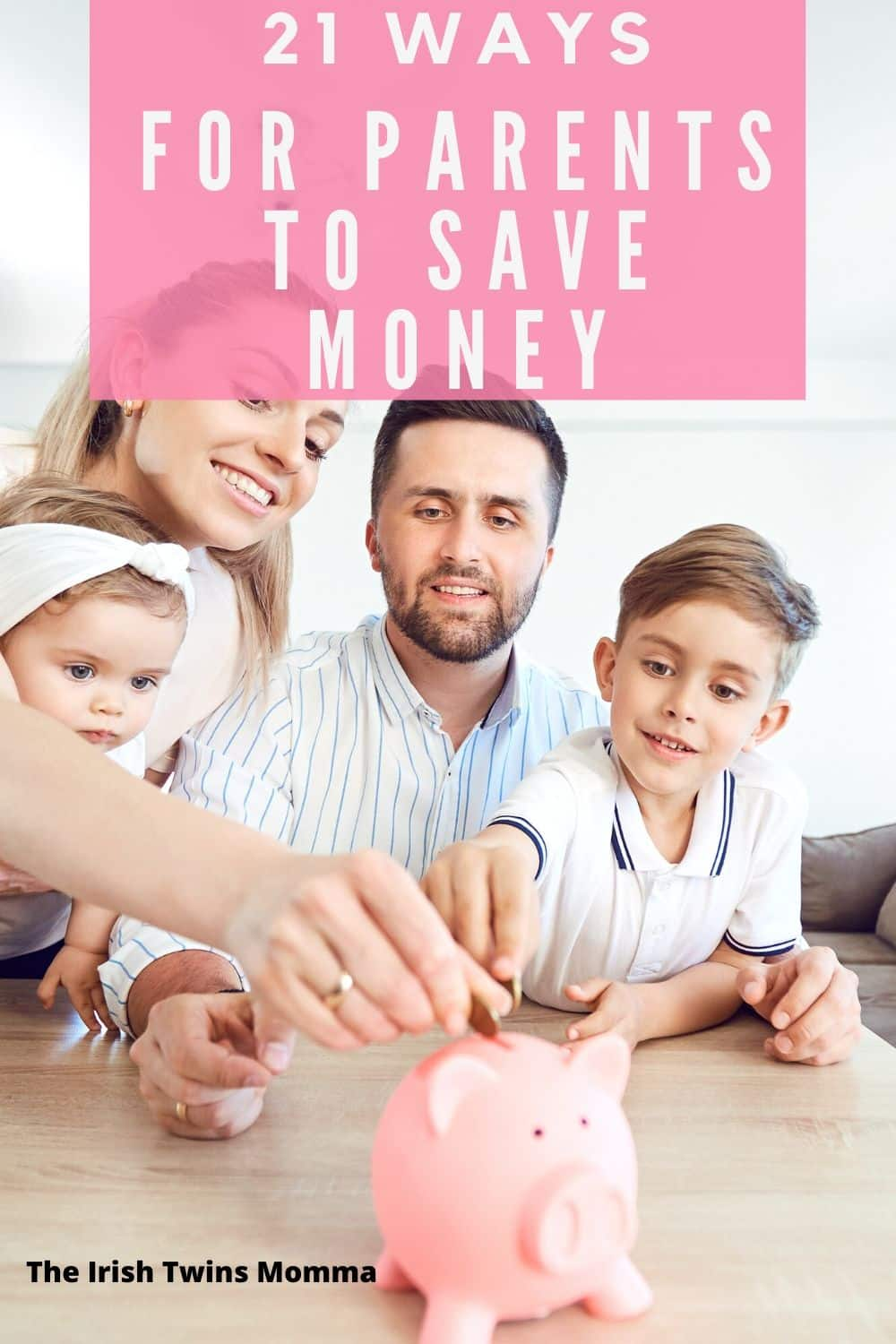 The cost of raising a child continue to rise. Here are some way for parents to cut costs when raising children that actually work. via @irishtwinsmom11