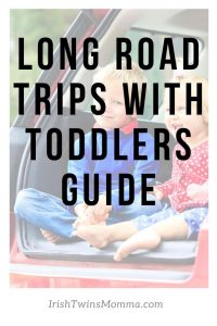 long road trips with toddlers guide