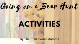 Going on a Bear Hunt Activities banner