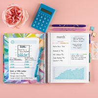 Deluxe Monthly Calendar by The Irish Twins Momma