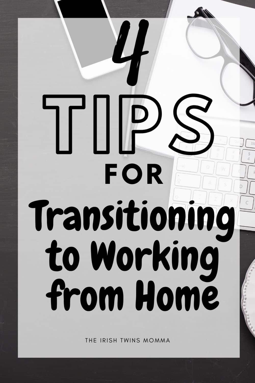 While home working can deliver a lot of benefits, there are a lot of challenges it presents too. Here are my top 4 tips after working from home for 5 years. via @irishtwinsmom11